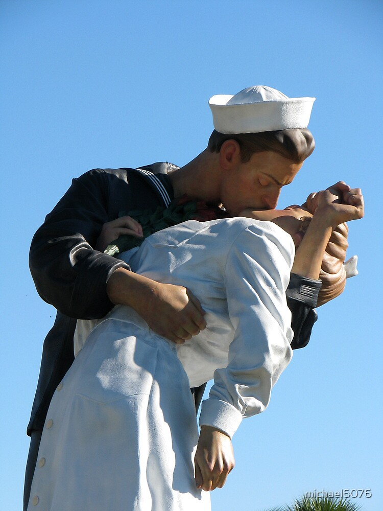 "Statue of ""Unconditional Surrender"" - Sarasota, Florida by michael6076"