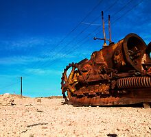 Coober Pedy by h2oImagery
