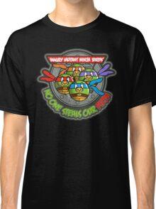 Angry Mutant Ninja Birds Classic T-Shirt
