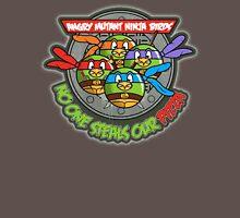 Angry Mutant Ninja Birds Unisex T-Shirt