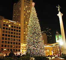 Christmas in San Francisco by michael6076