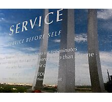 United States Air Force Memorial - Washington, DC Metro area Photographic Print
