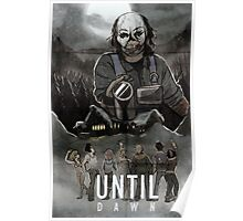 Until Dawn - Psycho Poster Poster