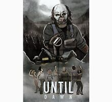 Until Dawn - Psycho Poster T-Shirt