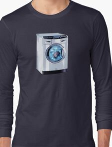 Brain Wash Long Sleeve T-Shirt