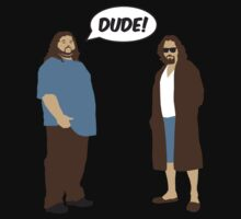 The Dudes (Lost / Big Lebowski Shirt)  Kids Tee