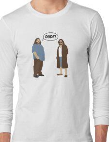 The Dudes (Lost / Big Lebowski Shirt)  Long Sleeve T-Shirt