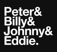 Peter & Billy & Johnny & Eddie T-Shirt