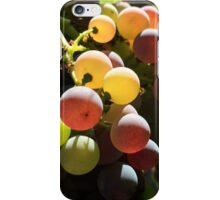 Grapes - Up Close and Personal iPhone Case/Skin