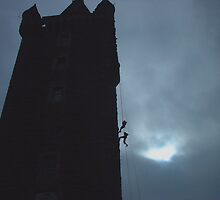 Let's Not Hang Around - Scrabo Tower by ItsRipleyBitch