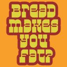 Scott Pilgrim - Bread Makes You Fat? by froggielevog