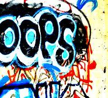 OOPS! by Kareena  Kapitzke