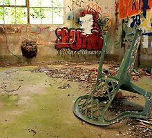 Have a Seat by Kareena  Kapitzke