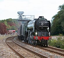Torbay express by Keith Larby