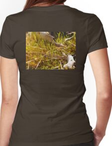 The Land of Moss Womens Fitted T-Shirt
