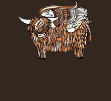 Hayleys Heeland Coo Womens Fitted T-Shirt