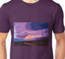 Drive into Oblivion Unisex T-Shirt