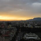 Tirana Sunset by Steve Falla