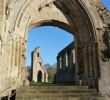 THROUGH THE ARCHES OF TIME by tinaskyscape