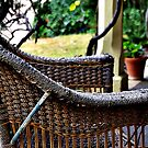 Seated in Wicker... by Rinaldo Di Battista