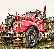 Red Mack by Peyton Duncan