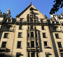 The Dakota - New York City by michael6076