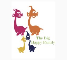 The Big Happy Family by Paun