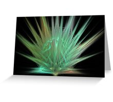 A Magic Web with Colours Gay Greeting Card