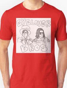 Eyeliner Bros Unisex T-Shirt