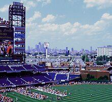 Philadelphia's ballpark by michael6076