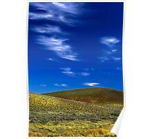 Hawker drive-Flinder Ranges South Australia Poster