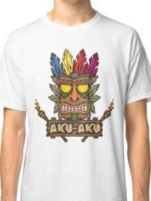 Aku-Aku (Crash Bandicoot) Classic T-Shirt