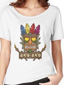 Aku-Aku (Crash Bandicoot) Women's Relaxed Fit T-Shirt