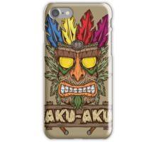 Aku-Aku (Crash Bandicoot) iPhone Case/Skin