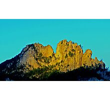 Seneca Rocks - Pendleton County Photographic Print