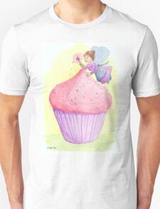 Cherry fairy makes a cupcake T-Shirt
