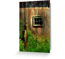Down on the Farm  Greeting Card