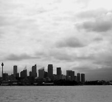 Panorama - Sydney Harbour by Nick Rocco