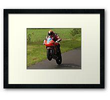 Ryan Farquhar Framed Print