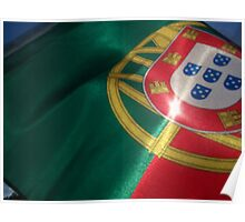 The Portuguese Flag Poster