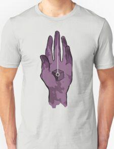 worlds hand, cartoon style!! (i guess) T-Shirt