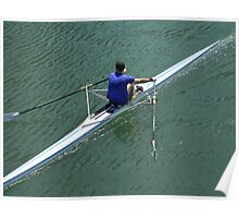 Rower Poster