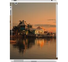 Carlo Point Sunset. Queensland, Australia. iPad Case/Skin