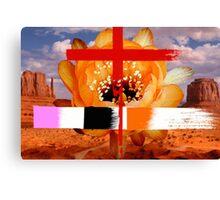 Desert Chief 3 Canvas Print
