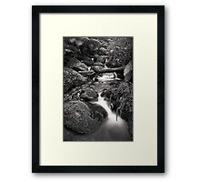 Cement Creek 2 Framed Print
