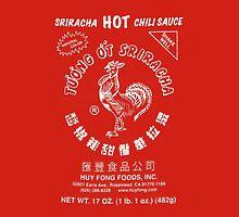 Sriracha Hot Sauce by Adam Wadson