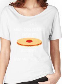 TARDIS self destruct? Women's Relaxed Fit T-Shirt