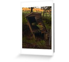 Once Was Letterbox Greeting Card
