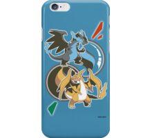 Mega Charizard x y iPhone Case/Skin
