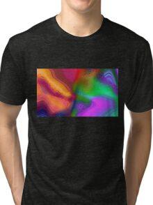 Magma iPhone / Samsung Galaxy Case Tri-blend T-Shirt